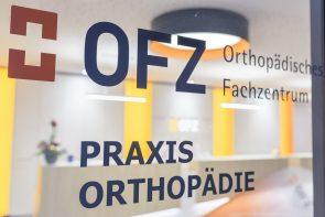 OFZ Weilheim Orthopädie Ärztehaus