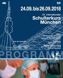 Schulterkurs Dr. Buchmann OFZ Dr. Imhoff München Klinikum rechts der Isar