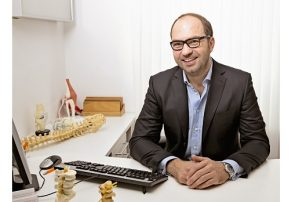 Dr. Waizenhöfer OFZ Check my back Experte Allianz PKV
